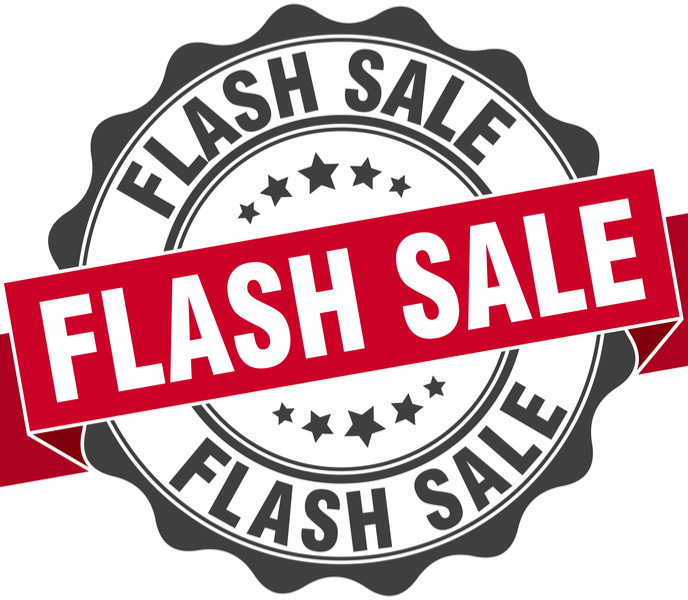 YEARLY UNLIMITED FLASH SALE